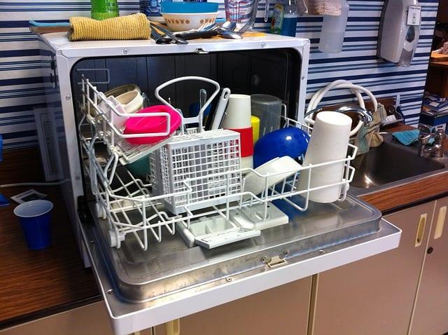 הכנה למדיח כלים / התקנת מדיח כלים